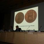 XV  CONGRESO NACIONAL DE NUMISMÁTICA  Últimos retratos representados en medallas por la escultora Consuelo de la Cuadra