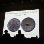 XV  CONGRESO NACIONAL DE NUMISMÁTICA -30-10-2014       Fabricantes de botones bajo sospecha por falsificación monetaria en el siglo XIX.
