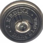 XV  CONGRESO NACIONAL DE NUMISMÁTICA 30-10-2014. Fabricantes de botones bajo sospecha por falsificación monetaria en el siglo XIX. Botón de Amadeo I-(1870-1873)