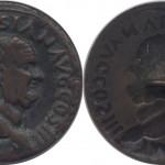 Titvs Flavivs Vespasianvs. Vespasiano