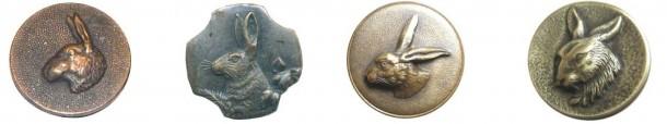Boutons-Buttons vènerie - Botones de monteria (parte 2). OMNI Nº 8